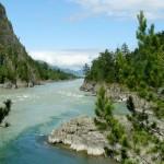 Чемал — одна из жемчужин Горного Алтая