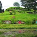 А вы знаете, что в Новой Зеландии есть настоящий город хоббитов?