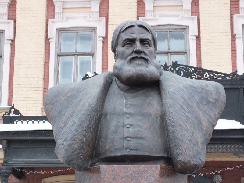 Бугров, Нижний новгород