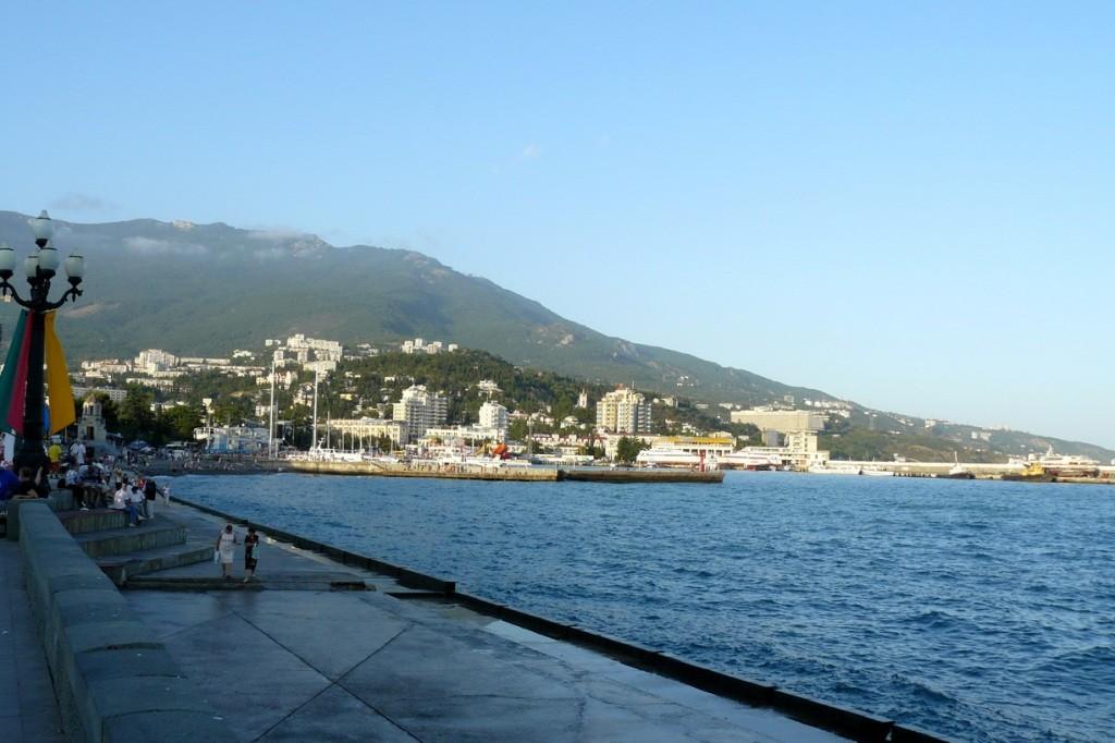 Crimea, Крым, Ялта, море