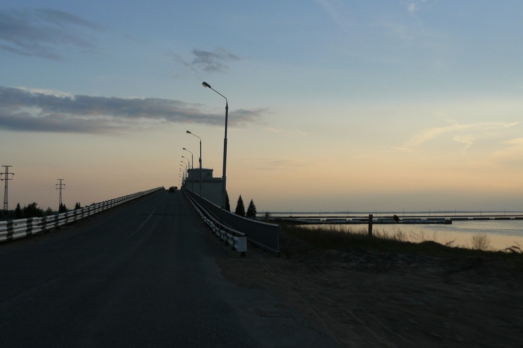 горьковское море, платина