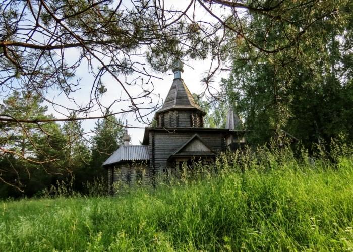 Церквь Казанской Божьей Матери, Светлояр, кибелек