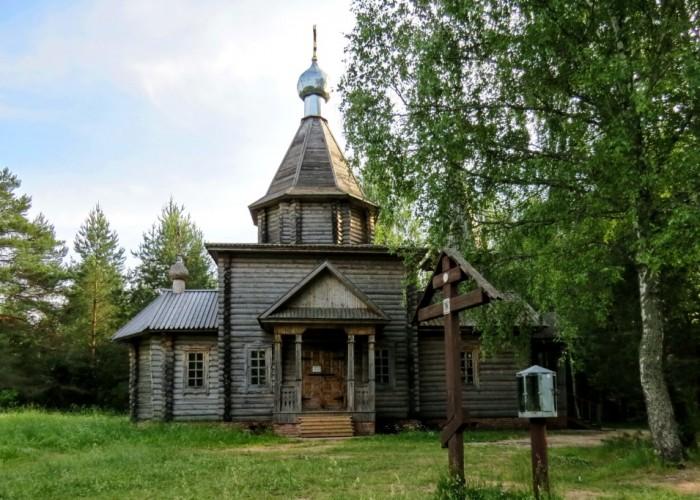 Светлояр, Кибелек, церковь