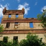 Замок Оболенских в Красной Горке. Продолжение путешествия