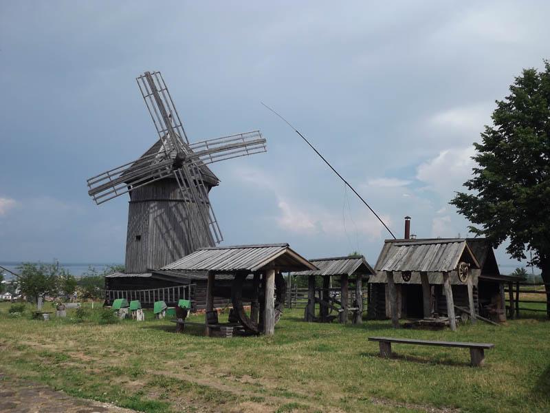 Козьмодемьянск, этнографический музей