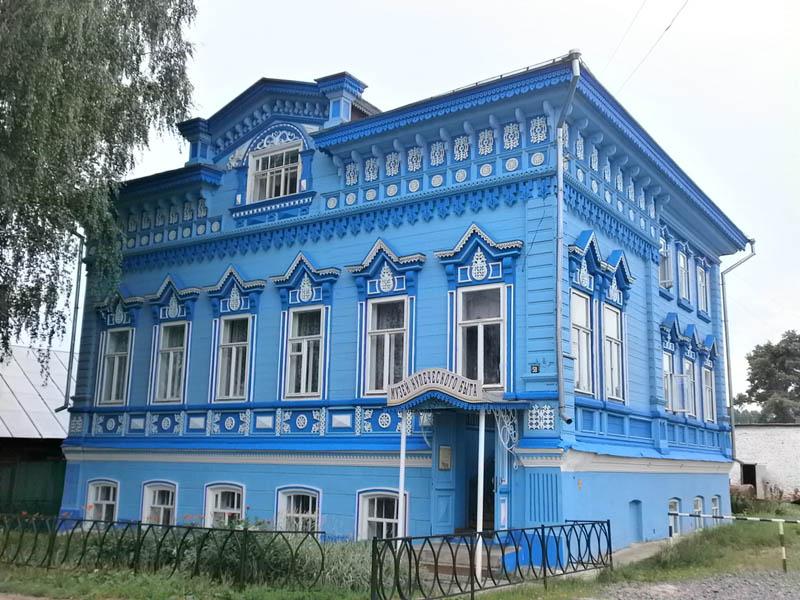 Козьмодемьянск, музей