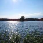 Большое Святое озеро — еще одно место, покрытое легендами