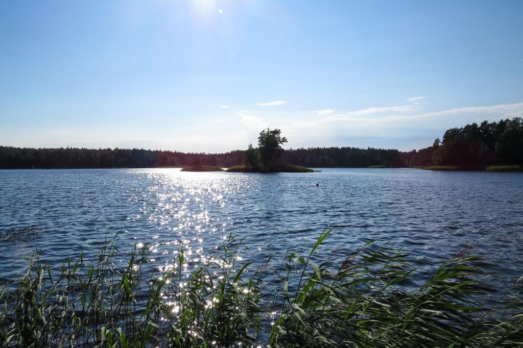 Пляж святое озеро 86