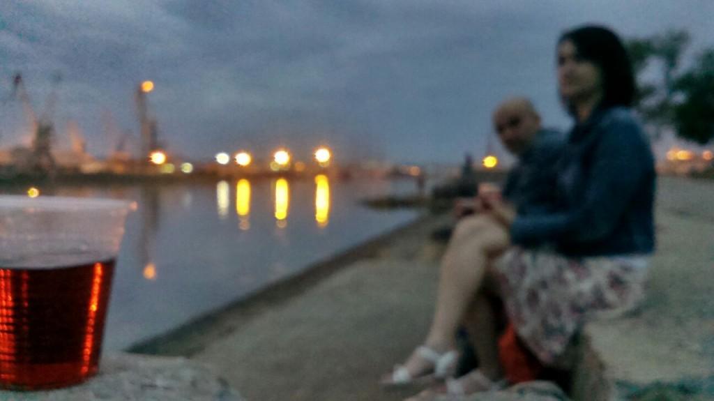 Керчь, достопримечательности, Крым,, порт