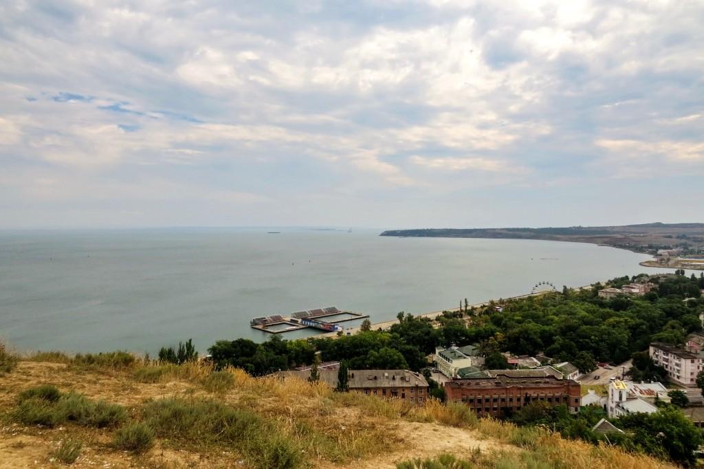 Керчь, достопримечательности, Крым, Митридат