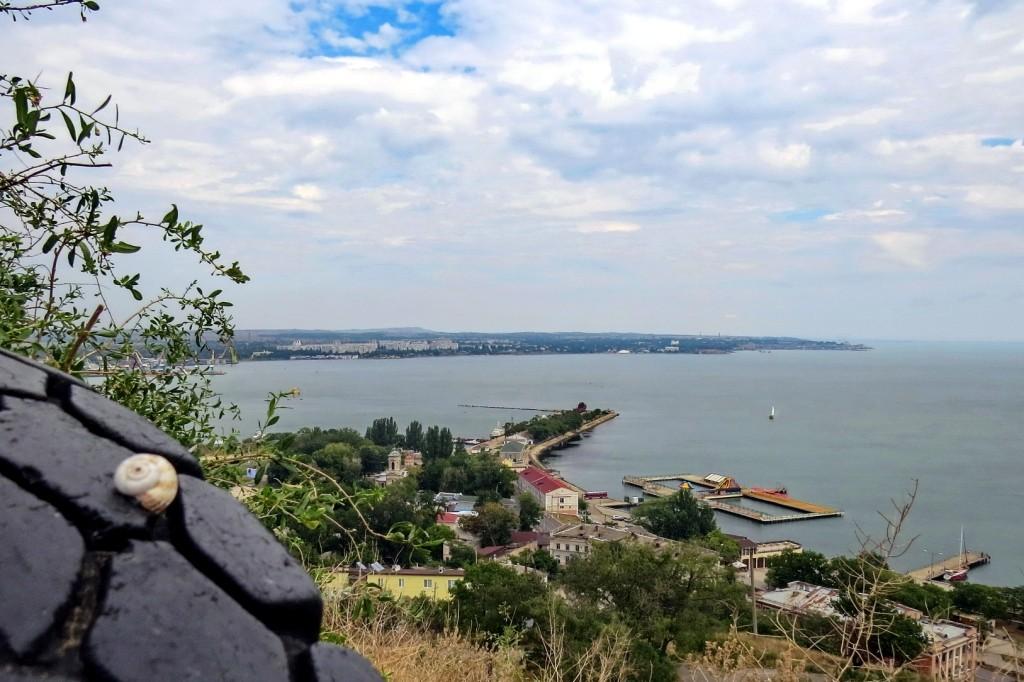 Керчь, достопримечательности, Крым, Митридат, Пантикапей