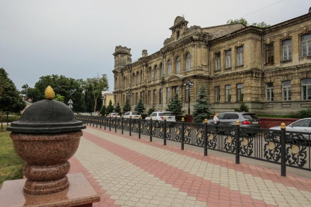 Керчь, достопримечательности, Крым, гимназия
