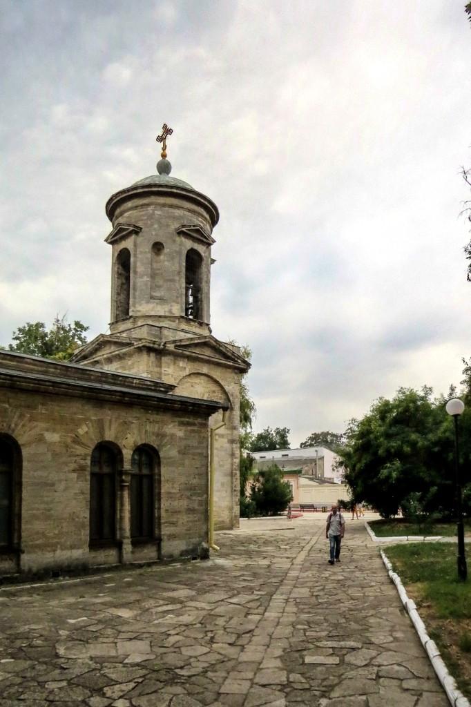 Керчь, достопримечательности, Крым, храм Иоанна Предтечи
