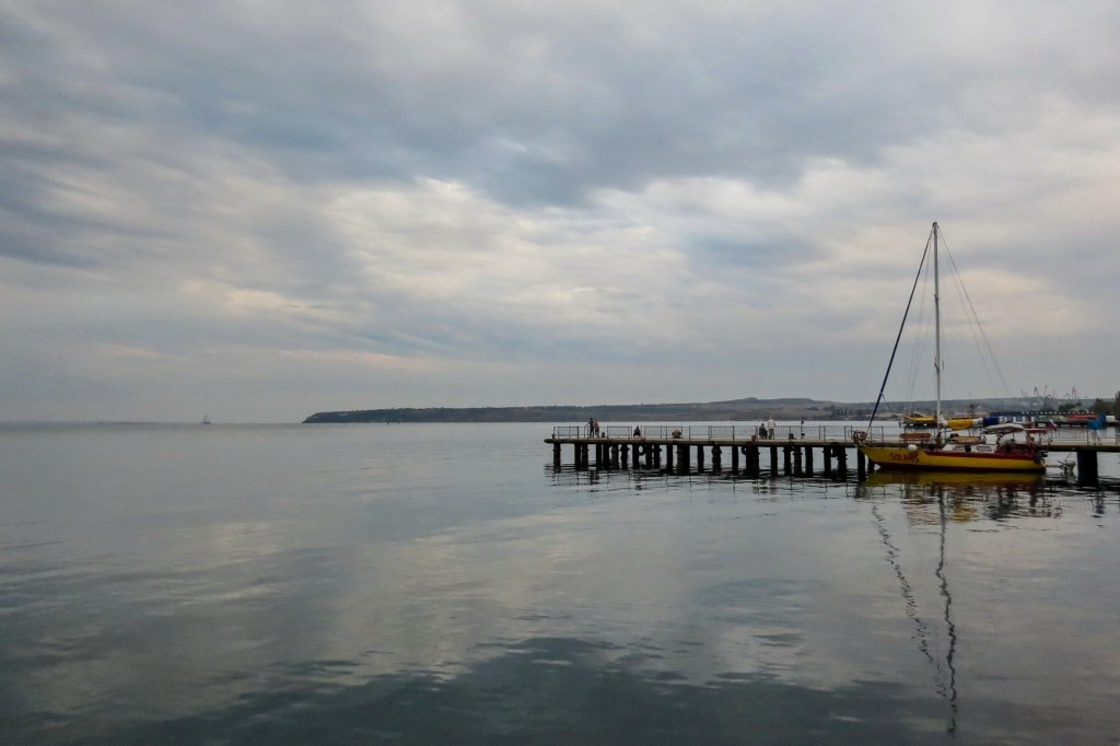 Керчь, достопримечательности, Крым, море, безмятежность