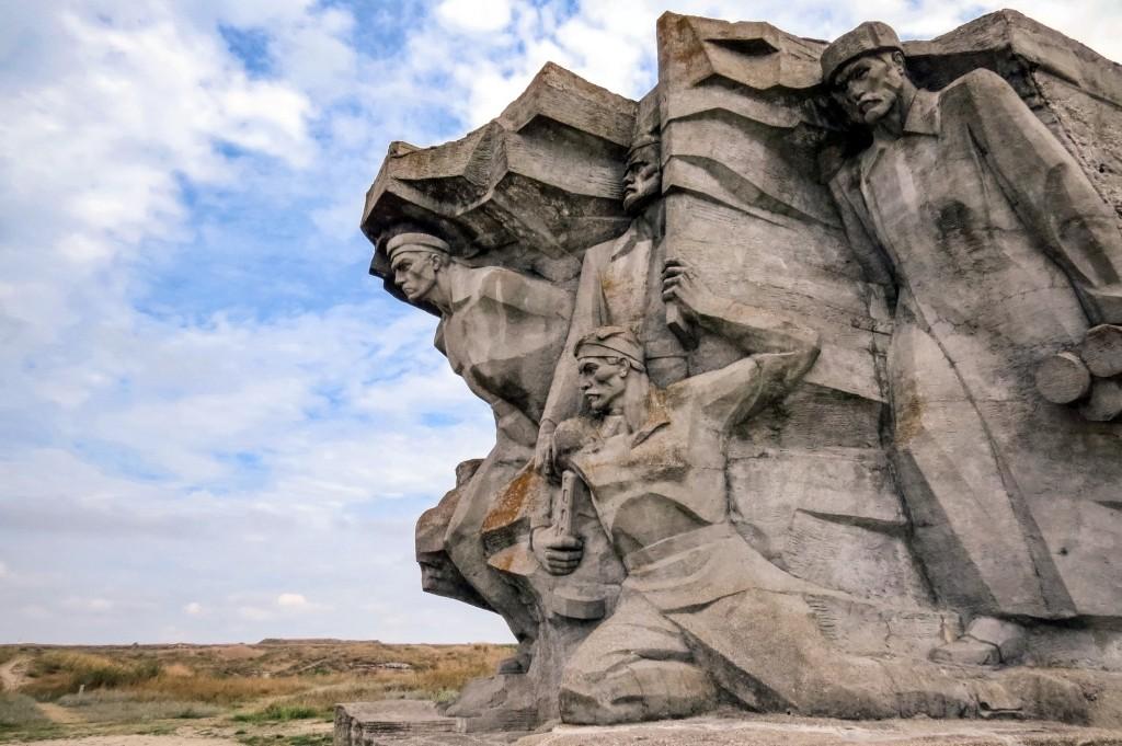 Аджимушкайские каменоломни, оборона аджимушкайских каменоломен, фото