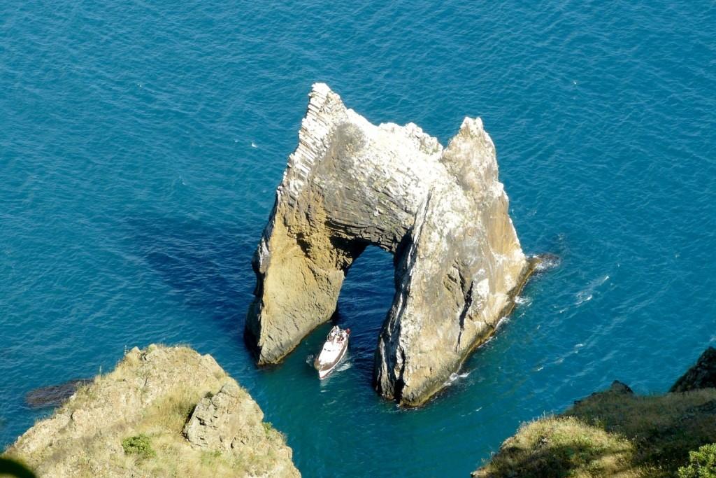 Крым, Курортное, Кара-Даг, Золотые ворота