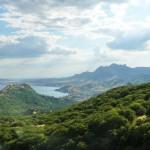 Курортное, Крым. Уютное местечко у подножия вулкана Кара-Даг
