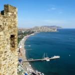 Небольшой фотоэкскурс по Генуэзской крепости в Судаке