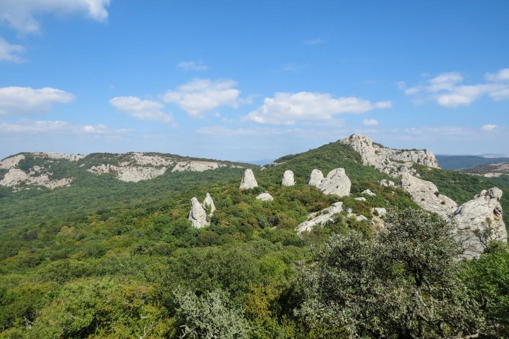 Ильяс-Кая, храм Солнца, Крым, место силы