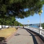 Геленджик – город  с невероятно красивой и длинной набережной