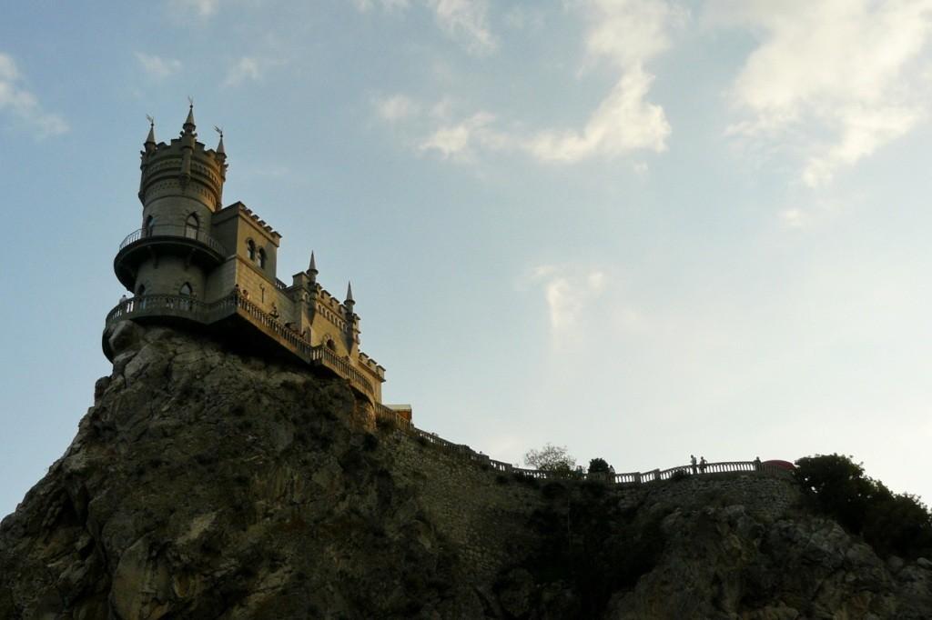 Морская прогулка, Крым, побережье, Ялта, Ласточкино гнездо,