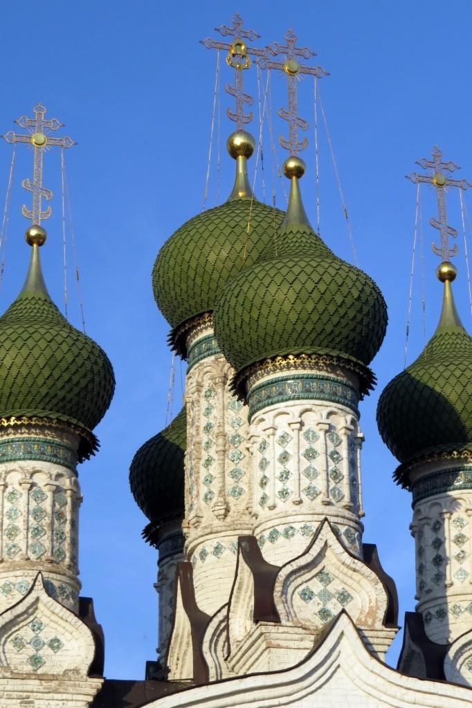 храм Успения, Набережная Федоровского, достопримечательности Нижнего Новгорода, Нижний Новгород