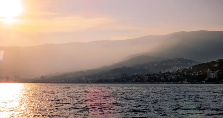 Морская прогулка, Крым, побережье, Ялта, Ласточкино гнездо, Алушта, Партенит, Аю-Даг