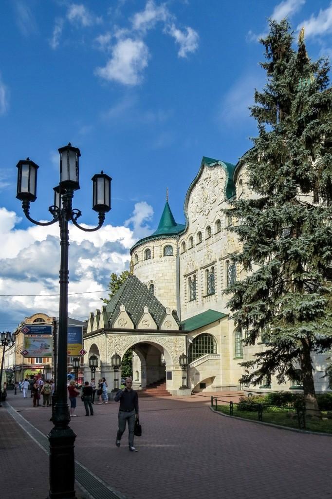 Нижний Новгород, Большая Покровская, Покровская, Покровка, достопримечательности, государственный банк, банк, пешеходная улица