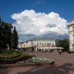 Центральная улица Нижнего Новгорода — Большая Покровская, ее памятники, достопримечательности и архитектура