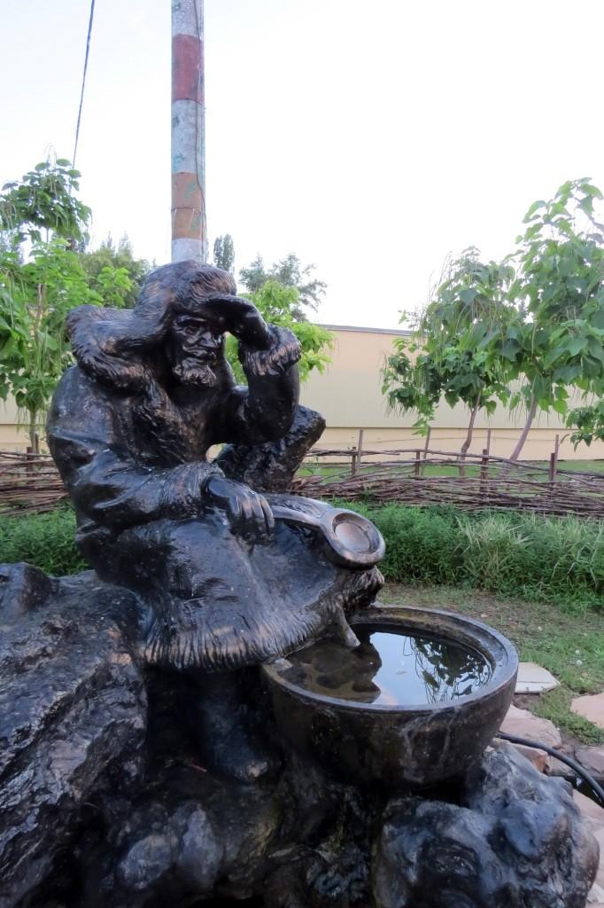 Волгодонск, достопримечательности, старый город, памятник, дед