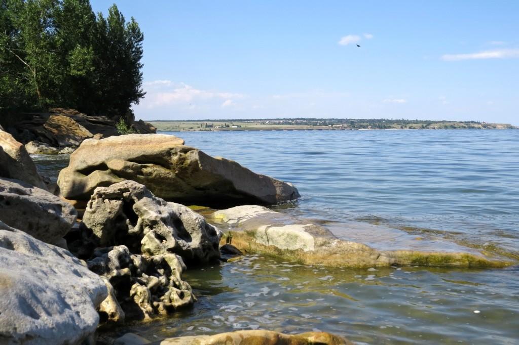 Цимлянск, Цимлянское водохранилище, Цимла, море,