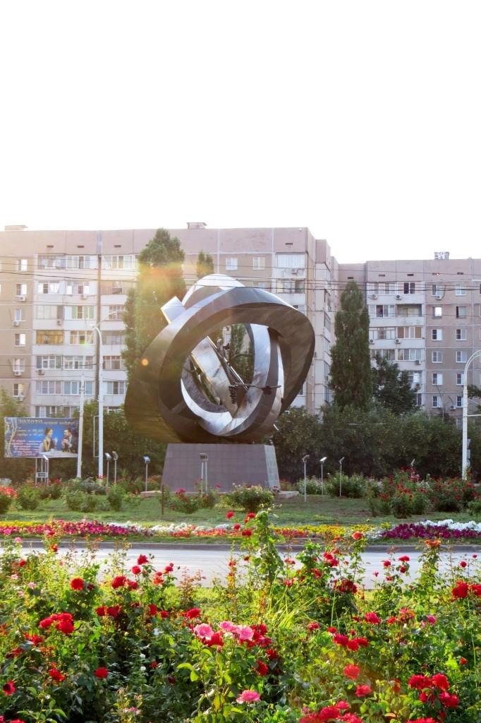 Волгодонск, новый город, Мирный атом