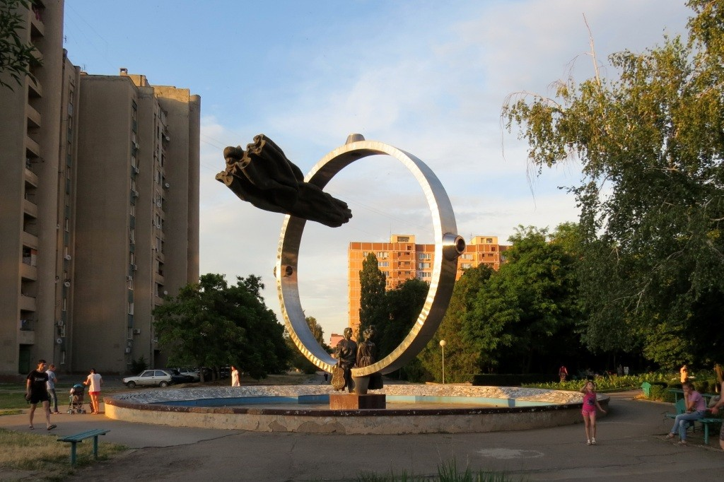 Волгодонск, новый город, обечайка, высоцкий, любовь