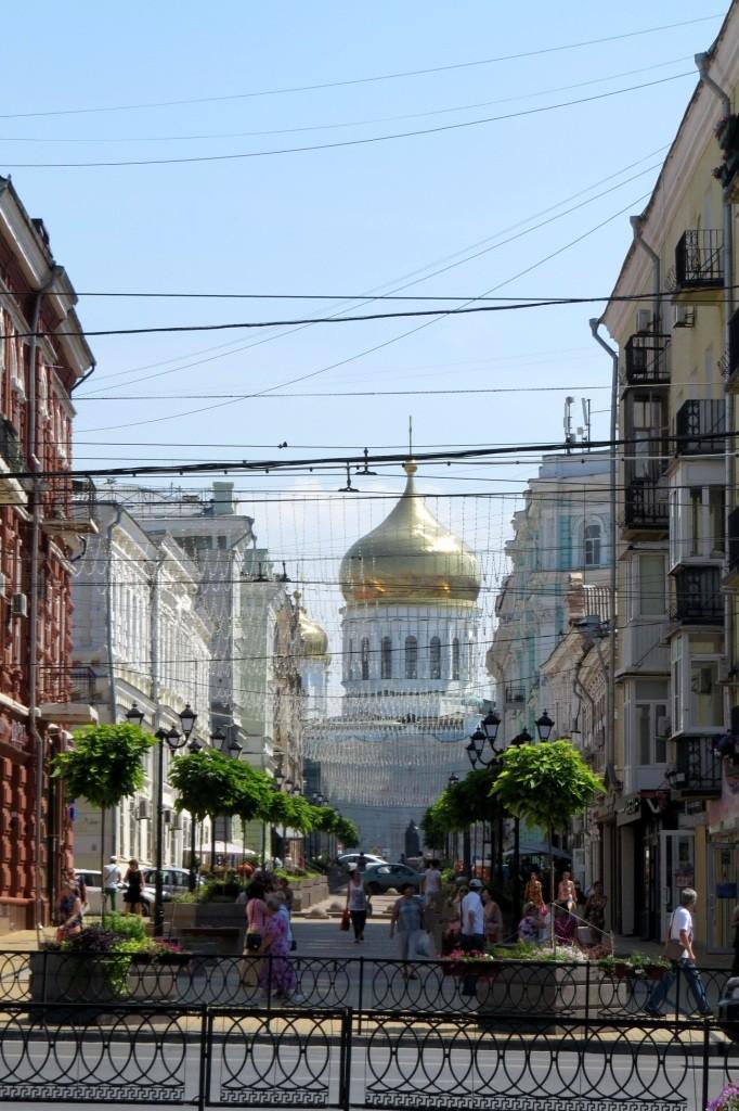 Ростов-на-Дону, архитектура, достопримечательности