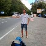 Автостопом из Новороссийска до Адлера, или день, полный авантюр