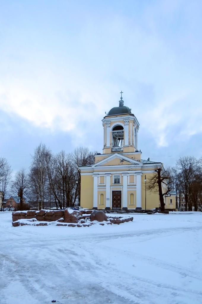 Петропавловский собор, Выборг