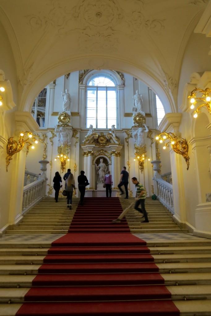 Эрмитаж, Зимний дворец, Санкт-Петербург