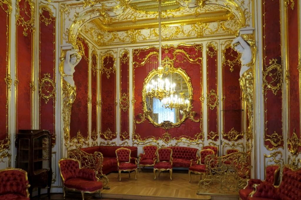 Будуар, Эрмитаж, Зимний дворец, Санкт-Петербург