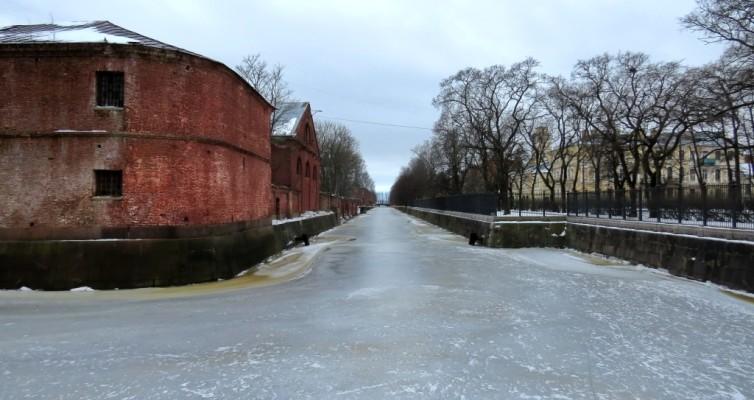 Кронштадт, обводной канал