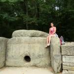 Отдых в Геленджике и поход к дольменам реки Жане