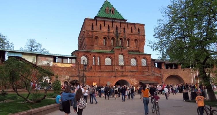Кремль, Ночь музеев, Нижний Новгород, музеи,