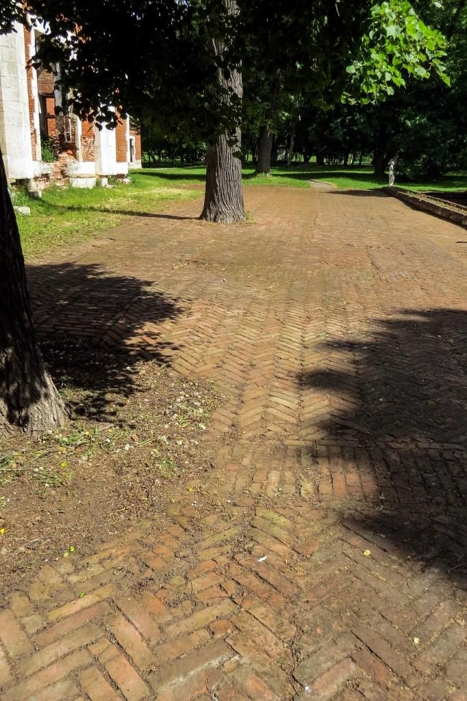 Усадьба Пашковых, Ветошкино, дворец, Нижегородская область, паркет
