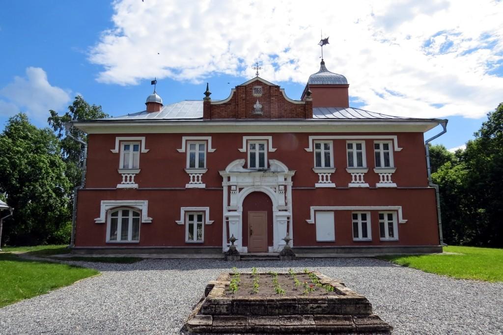 Зимний дворец, хозяйственный корпус, гостиница, Усадьба Пашковых, Ветошкино, дворец, Нижегородская область