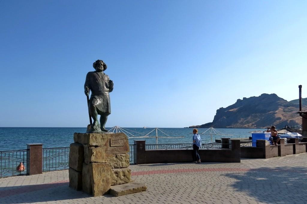 Коктебель, Крым, путешествие, Волошин, отдых в Крыму