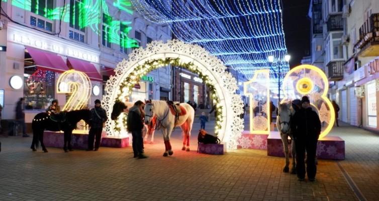 Ростов-на-Дону, новый год, новогоднее настроение
