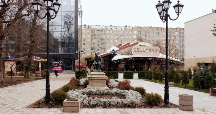 Ножками по Ростову. Декабрьские похождения по славному городу