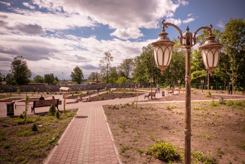 Арт-Овраг, Выкса, Нижегородская область, арт-объекты, дендрарий, Россия
