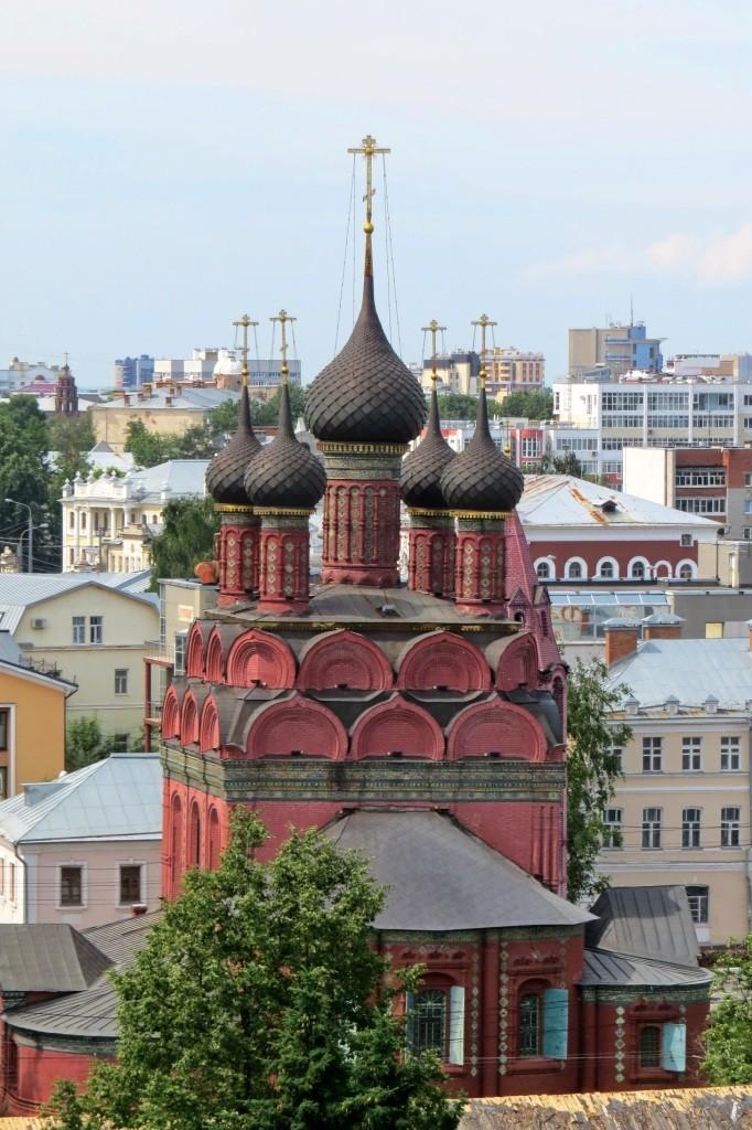 Церковь Богоявления, Ярославль, Ярославль за один день, достопримечательности