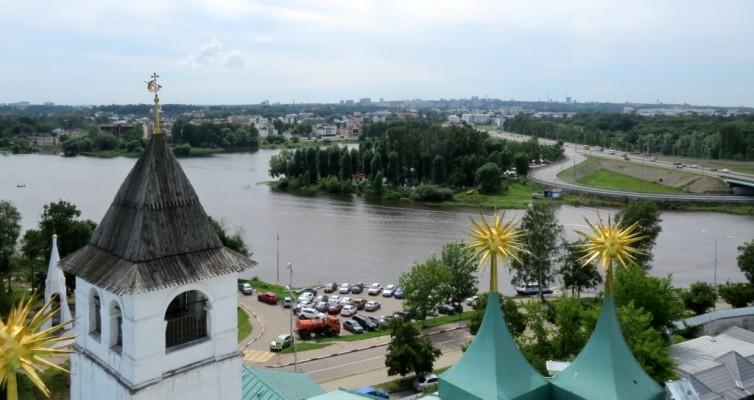 Ярославль за один день. Часть 1. Первым делом – в Кремль! Он же Спасо-Преображенский монастырь