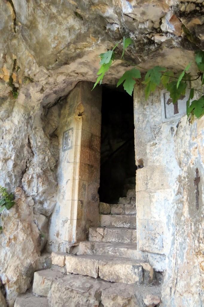 Новый Афон, Абхазия, достопримечательности, Симон Кананит, грот Симона Кананита, каньон Псырцха,